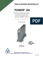 Powerplus Sa 10kva 3x208v Ul Ge