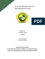 Deviasi Septum Nasi