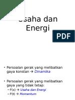 Usaha Energi
