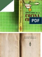 Especialidades de La Cocina Criolla Mucho Gusto