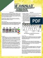 Colossal Arena Uk