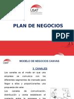 Sesiones-Plan de Negocios - Canales