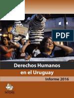 Informe en Derechos Humanos 2016