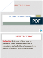 HIPERTIROIDISMO OCTUBRE 2011