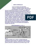 Ariete Hidraulico
