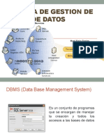 2_Sistema de Gestion de BASE de DATOS