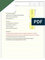 Dynamic Analysis of Fdn Block