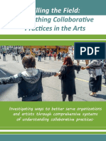 Tilling the Field Unearthing Collaborative Practices in the Arts