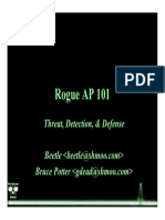 Rogue Access Points