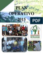 Plan Operativo 2015 BMPKI