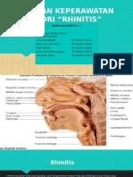 Askep Rhinitis Kel 1