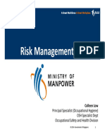 Risk Management 2.0