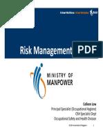 Risk Management 2.0