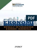 Buku Proyeksi Ekonomi Indonesia 2017-1