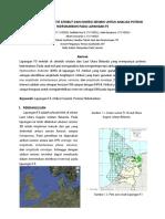 Interpretasi Kualitatif Atribut Dan Inversi Seismik Untuk Analisa Potensi Hidrokarbon Pada Lapangan f3