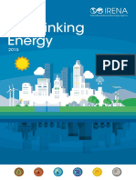 IRENA REthinking Energy 2nd Report 2015