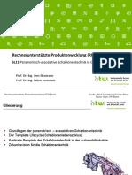 SL11 RuPe_Parametrisch-Assoziative Schablonentechnik in CAD-Systemen
