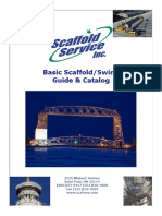 Basic Scaffold - Swing Guide and Catalog