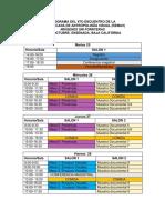 Programa Del 4to Encuentro Remav