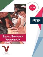Sedex Supplier Workbook