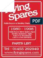 1980 98 Parts List Flying Spares 2015 Compressed