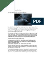 Apa dan Bagaimana Black Hole.docx