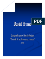 Hume Compendio
