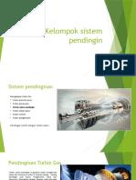 Slide Kelompok Sistem Pendingin