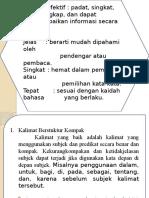 Presentation2-kalimat efektif.