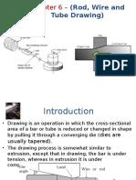 Bulk Deformation Process Wire Rod Tube Drawing Ch6