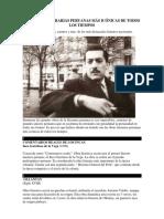 Obras Literarias Peruanas Más Icónicas de Todos Los Tiempos - 2