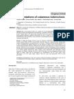6. Original Cutaneous TB in Children