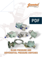 Pressure Switches Brochure
