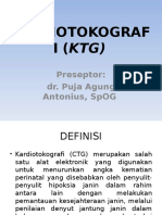 KARDIOTOKOGRAFI (KTG)