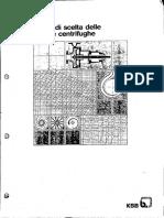 10.1- KSB-Criteri Di Scelta Delle Pompe Centrifughe