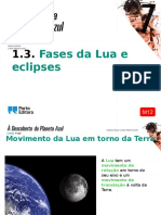 As Fases Da Lua e Eclipses