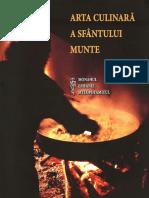 Arta Culinara a Sfantului Munte - Monahul Epifanie