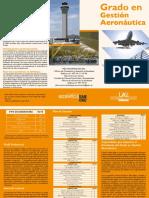 UAM.es - Folleto Gestion Aeronautica 2015-16