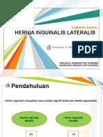 Hernia inguinalis lateral dekstra