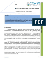 1. Ijppt - Plastic -Synthesis and Characterization of Vermiculite Poly Methyl Methacrylate Composites