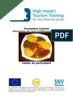 Cahier Du Participant Cuisine