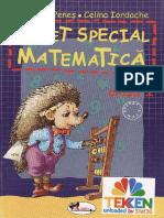 Carti. Caiet.special.de.Matematica. Clasa.1 Ed.aramis. TEKKEN