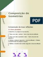 Composição de Isometrias