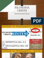 FILOSOFIA CRISTÃ - INTRODUÇÃO