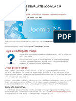 Mini Curso de Template Joomla 2