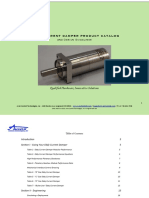 Eddy Current Damper Catalog V3 2M Metric