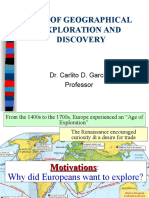 Age of Exploration PPT