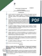 Resolucion Nro Re Sercop 2014 00004