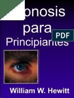 Hipnosis Para Principiantes - William W Hewitt-FRE