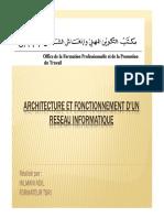 M14-Architecture Et Fonctionnement d'Un Ordinateur